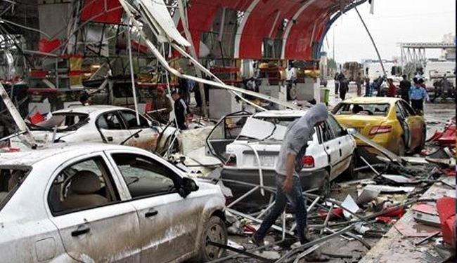 32 dead, 147 wounded in Iraq suicide attack
