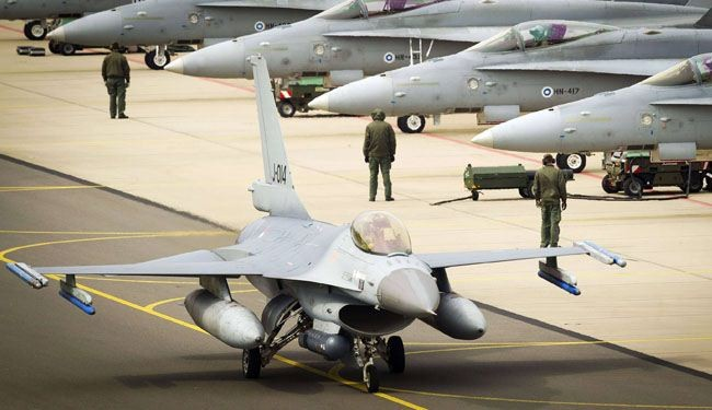 US sends fighter jets to Poland amid Ukraine crisis