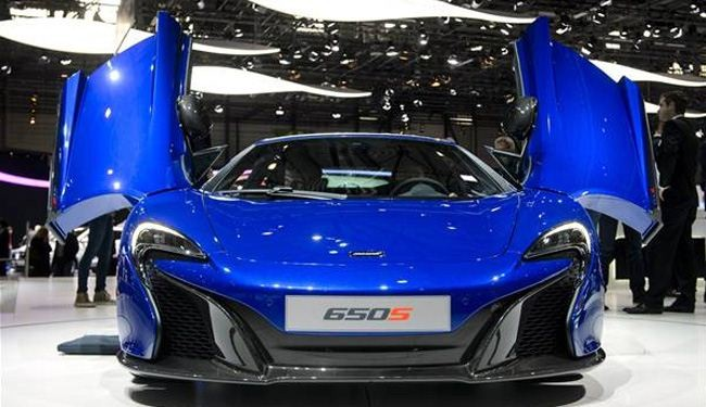 In picture: Most amazing cars at Geneva Motor Show