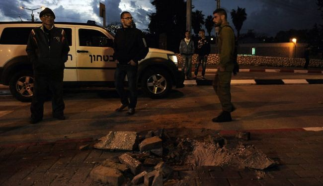 Israel vows tough action after Gaza rocket salvos