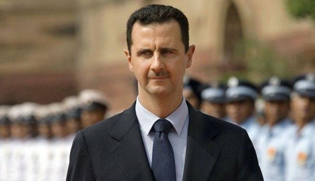 Syria Assad signs new visa law for foreigners