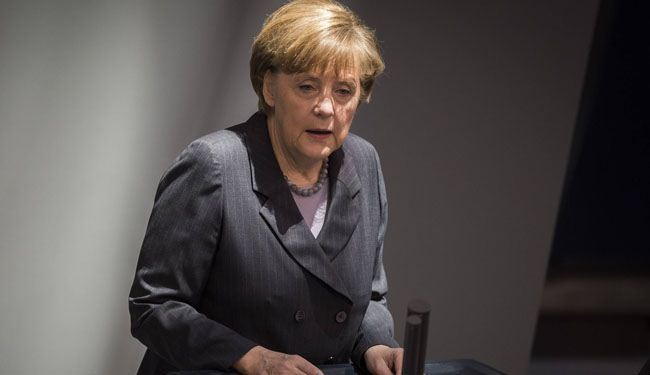 EU to stand by states facing Russian threat: Merkel