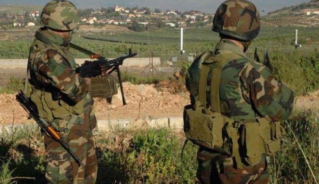 Syrian army kills 13 top insurgent commanders