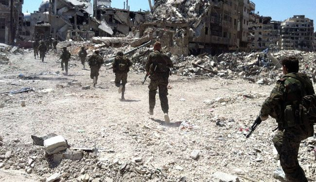 Syria army makes advances after seizing Yabroud