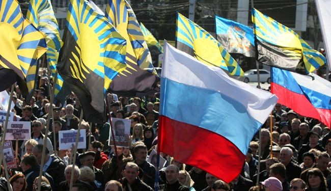 2 more Ukrainian cities want to join Russia like Crimea
