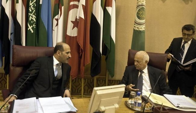 Opposition fail to get Syria Arab League seat
