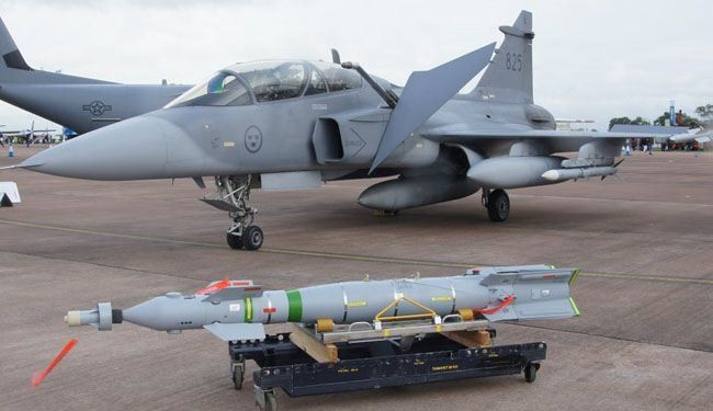 Saudi Arabia to receive US Paveway IV bombs