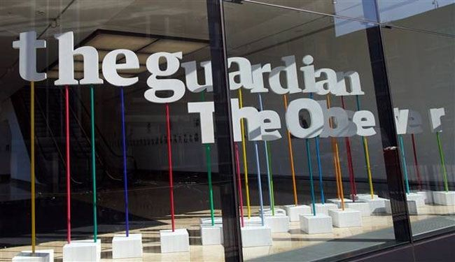 UK threatens to shut down Guardian for printing Snowden leaks
