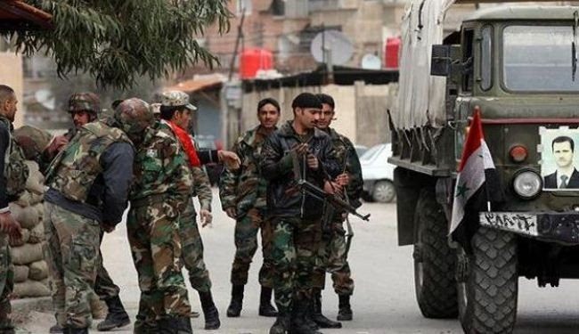Syrian army liberate border villages in Qalamoun
