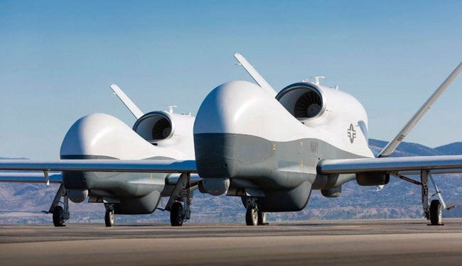 US military plans collective drones run by one pilot