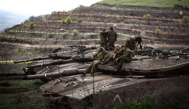 Israeli forces kill two in Syria's Golan Heights
