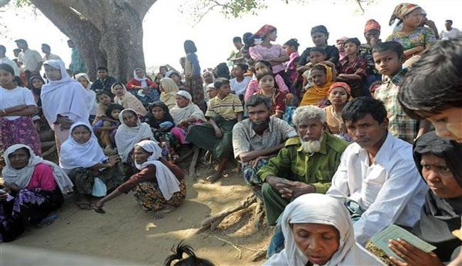 Muslims exempted from census in Myanmar