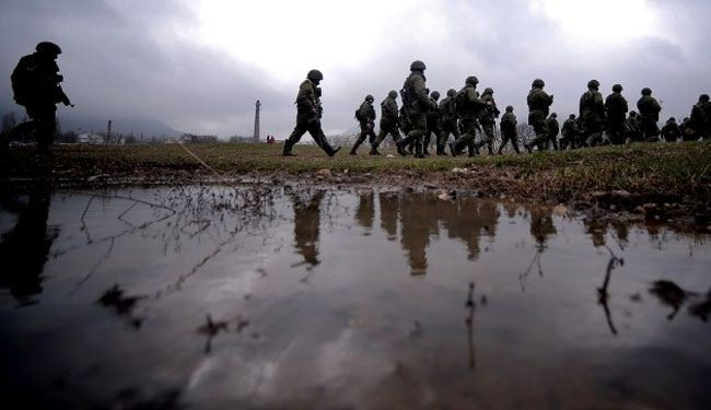 Russia starts Ukraine border troops withdrawal