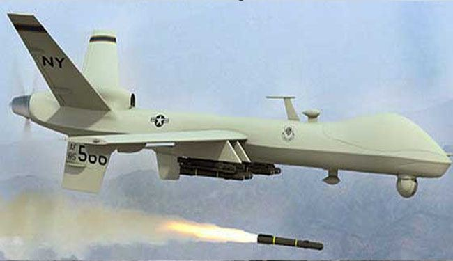 Right groups accuse US of violating int'l law using drones