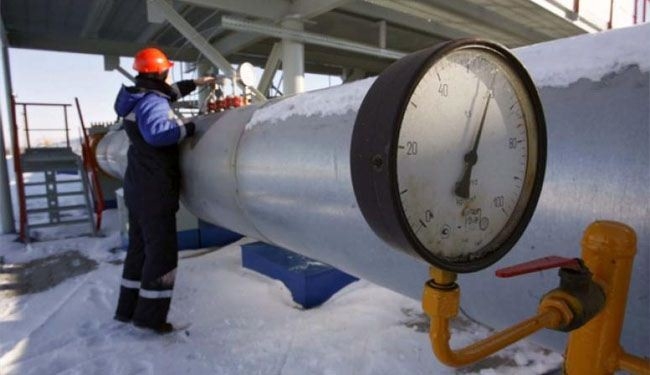Russian Gazprom announces big gas price rise for Ukraine