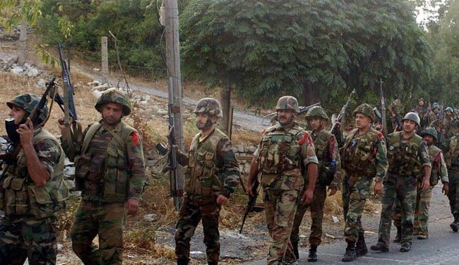 Fighting rages in Syria's Latakia as army advances
