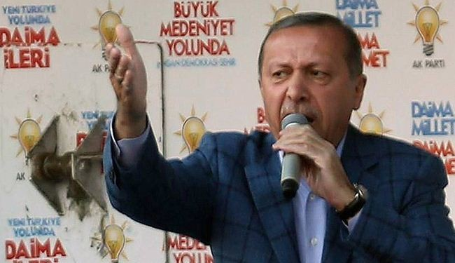 Erdogan: I don't respect Twitter court ruling