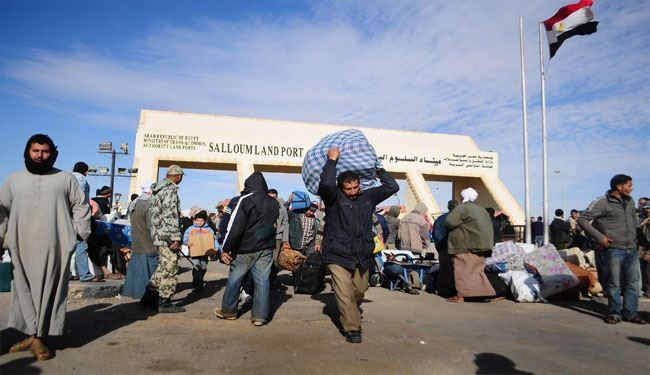 150 Egyptian drivers abducted in Libya