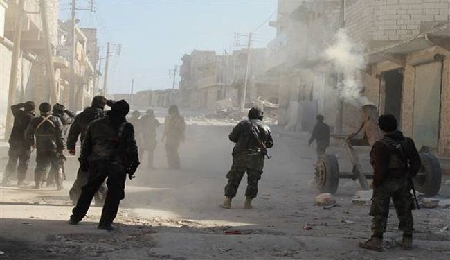 Locals kill scores of terrorists in Syria