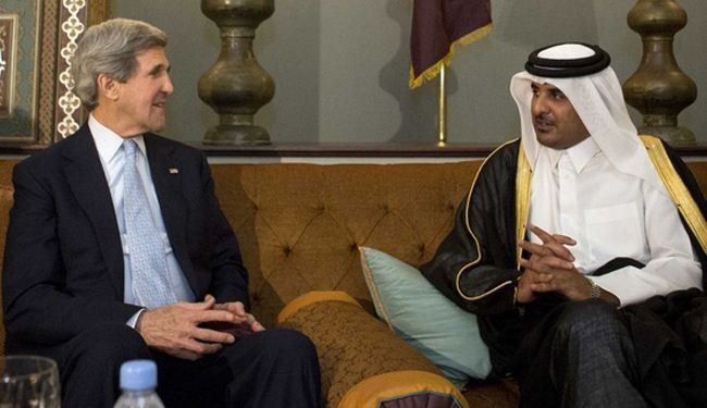 US, Qatar discuss supplying gas to Europe