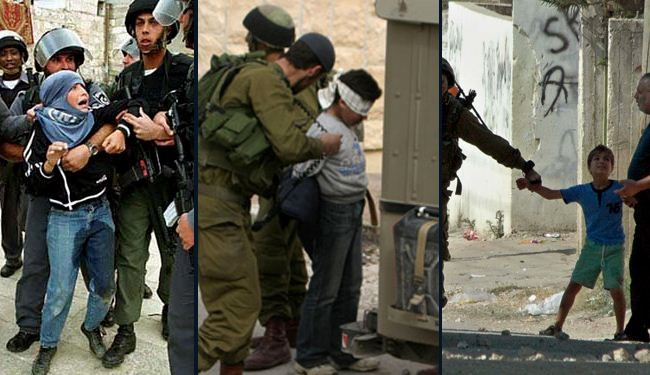 Israeli forces killed 1,500 Palestinian children since 2000