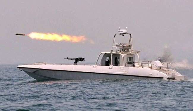 Iran equips speed boats with anti-warship missiles