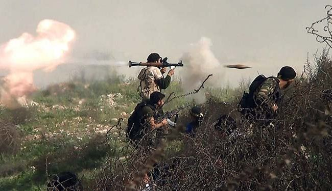 ISIL-Nusra infighting kills 51 terrorists on Syria-Iraq border