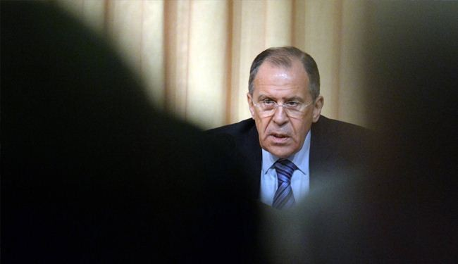 Lavrov: No Russian security agents in east Ukraine