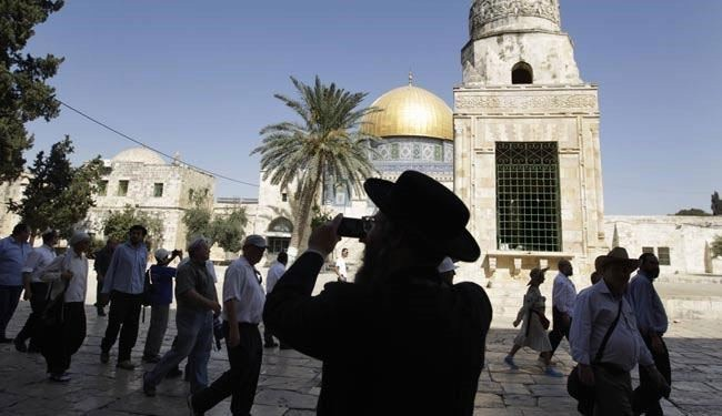 Israel plans new Zionist temple at al-Aqsa Mosque