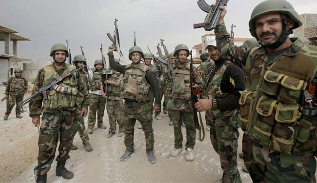 Syria army recaptures strategic heights in al-Qalamoun