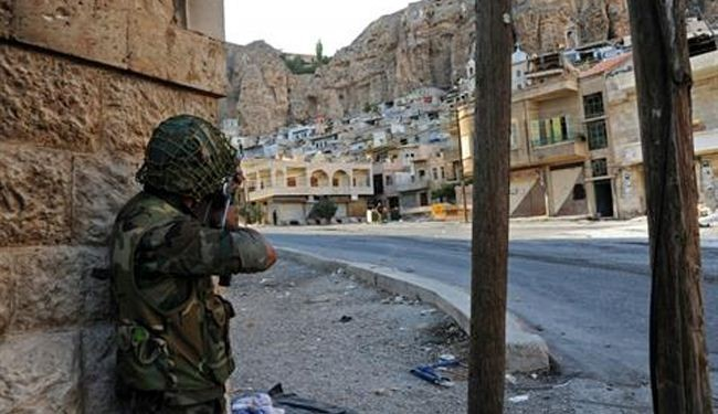 Syria army recaptures Christian town of Maaloula