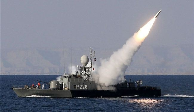 Iran Navy mounts cruise missiles on vessels: Cmdr.