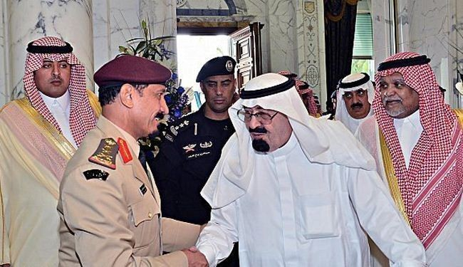 Saudi king orders removal of Prince Bandar as spy chief