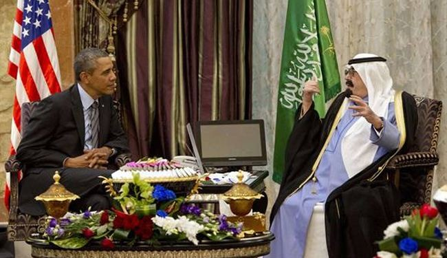 US, Saudi Arabia divorcing despite Obama visit