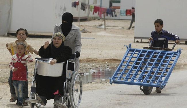 Syria refugees face growing challenges in Jordan urban areas