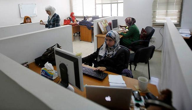 IT industry in Gaza bypasses economic crisis