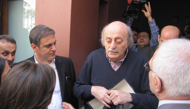 Jumblatt to endorse Henry Helou in Lebanon Presidential vote