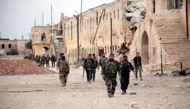 Syrian army defeats militants in several areas