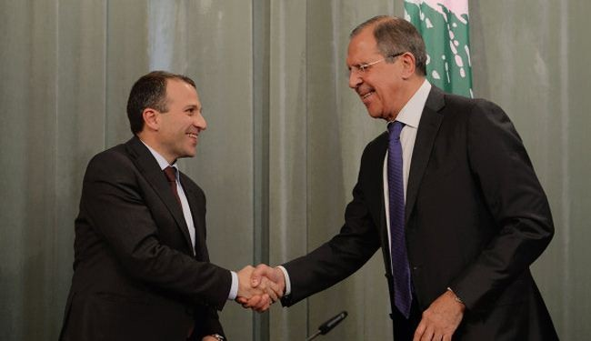Russia to boost capacities of Lebanese Army: Lavrov