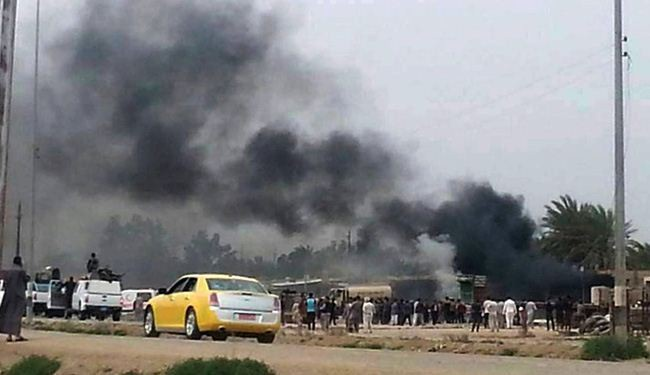 At least 28 killed in Iraq campaign rally blasts