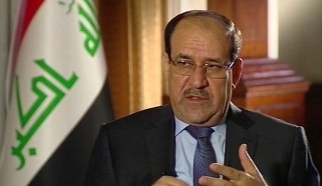 Maliki slams Saudi interference in Iraq, Syria