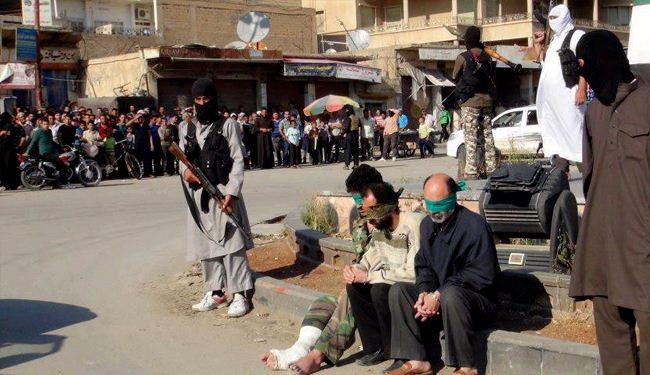 Syria's Raqqa silently slaughtered under ISIL radical rule