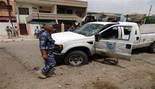 Suicide bomber kills 30 in eastern Iraq