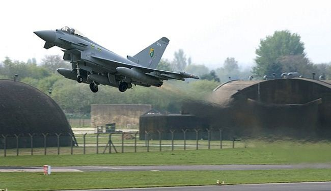 US troops, UK jets land in Baltics for war games on Russia doorstep