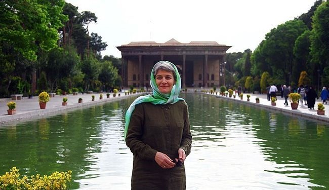In picture: UNESCO chief in Iranian historical city of Isfahan