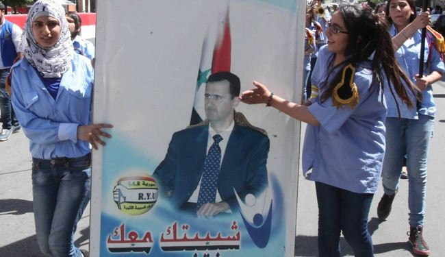 Women, Christians among Syria presidential hopefuls