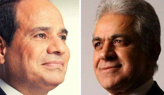 Egypt's two presidential candidates begin campaigning