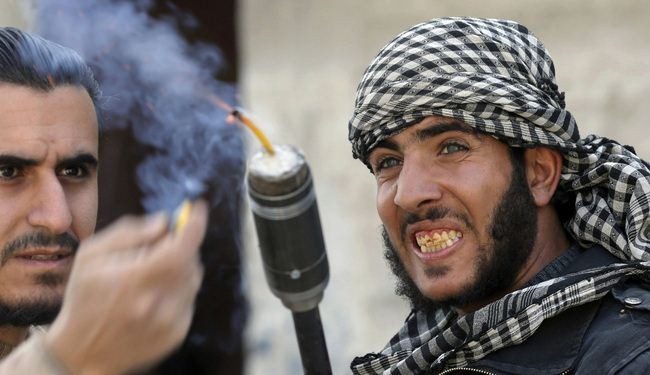 Foreign militants in Syria pledge war on Western and Arab gov'ts