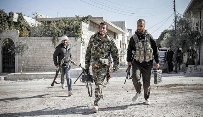 Syria terrorists infighting intensifies in Deir al-Zor