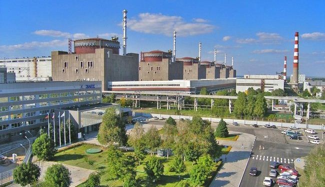 Gunmen attempt to enter Ukraine nuclear power plant